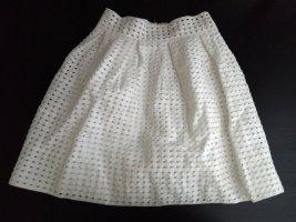Daphnea Tulip Skirt white
