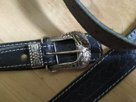 Double Belt black-anthracite