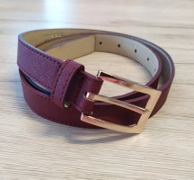 Faux Leather Belt multicolored