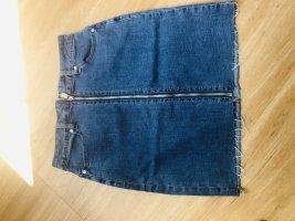 Schöner Jeansrock mit tollem Reißverschluss <3