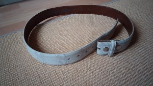 Umjubelt Leather Belt natural white-cream leather