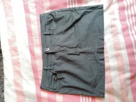 Only Mini-jupe gris anthracite