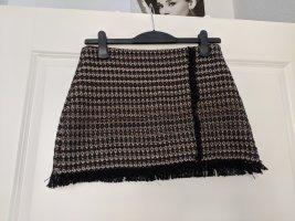 Zara Trafaluc Mini rok veelkleurig