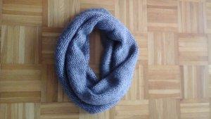 Sciarpa di lana argento Lana