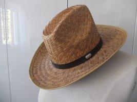 Schöner Strohhut für Damen und Herren Stetson-Style