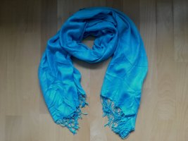 Woolen Scarf turquoise-mint