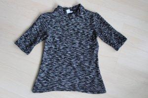 Schönes 3/4 Arm Shirt/Pullover mit Kragen