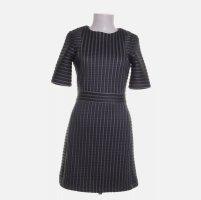Schönes Kleid in Gr.36, H&M, grau gemustert, elegant