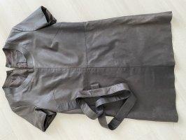 Cigno Nero Mini Dress dark brown-black brown