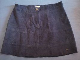 NÜMPF Leather Skirt multicolored