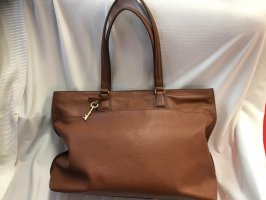 Fossil Shopper brun
