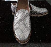 Schuh von SPM Gr. 40 Silber