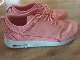 Nike Wysokie trampki jasny różowy