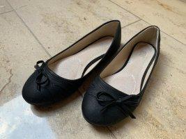 SDS Ballerines pliables noir