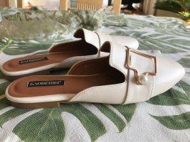 Schuhe beige elegant