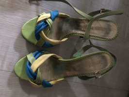 0039 Italy High Heels multicolored