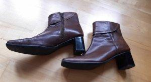 Schuhe braun Gr.38 Stiefeletten