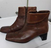 Schuhe braun Gr.38 Stiefeletten Damen