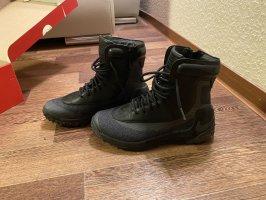 Nike Zapatillas altas negro-gris antracita