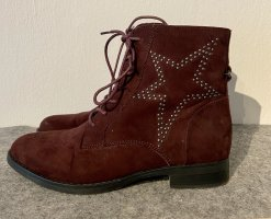 Star Collection Low boot bordeau