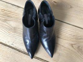 Schuhe, Gr. 37, Leder, Designer, Roberto Festa, NEU! Mit Karton