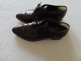 Schuhe, Gr.38 Kämpgen,Lackleder