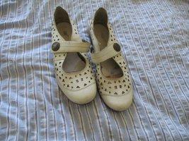 Comfort Sandals cream
