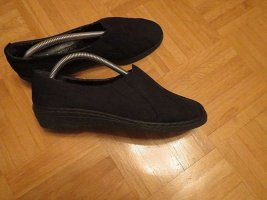 Schuhe, Halbschuhe, schwarz, Gr.8