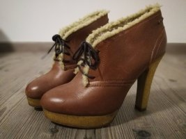 Schuhe Highheels von Esprit, echte Leder