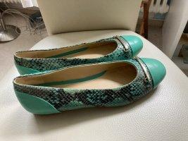 Schuhe, Loafer von Geox, Größe 37, Leder, neuwertig