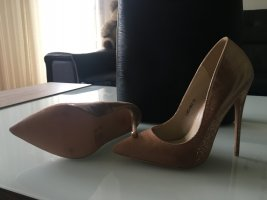 Schuhe mit 12 cm Absatz, sehr elegant, Große 35