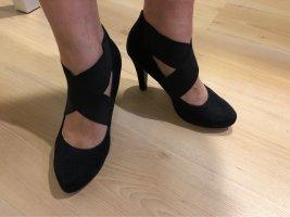 Schuhe Pumps schwarz gr 37 Marco Tozzi