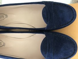 Tod's Loafer blu scuro
