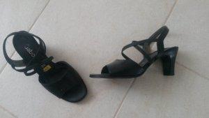 Schuhe Riemchen Pumps High Heels Sandaletten Absatzschuhe GABOR 3,5 evtl 36 37