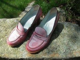 Schuhe rosa-rot