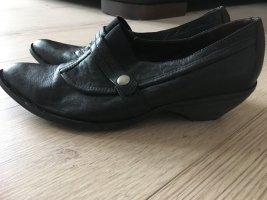 Bocage Pumps black leather
