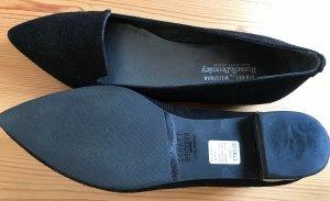 Schuhe Stuart Weitzman for Russell Bromley Bond Street London Leder  schwarz 36,5 Neu