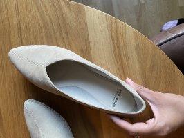 Schuhe Vagabond leder beige nude 38 Schlüpfschuhe
