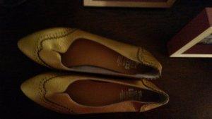 Pantofola bronzo-oro