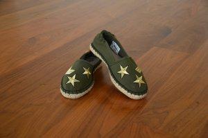 Schuhe von Tamaris Farbe khaki_NEU