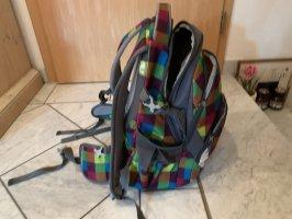 Satch Mochila escolar multicolor