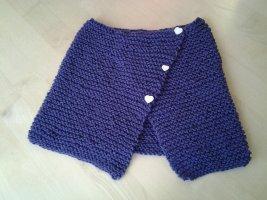 Poncho violet