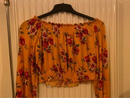 H&M Divided Off-The-Shoulder Top multicolored