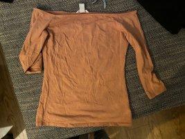 H&M Długi sweter nude