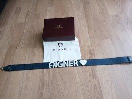 Aigner Shoulder Bag dark blue