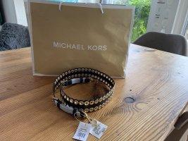 Michael Kors Sac porté épaule noir