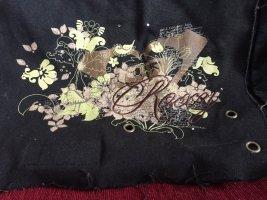 Schultertasche von Roxy in schwarz