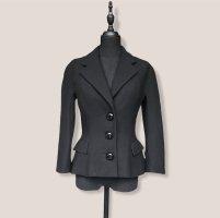 Dolce & Gabbana Wełniana marynarka czarny