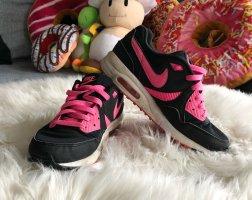 Schwarz Pinke Nike Air Max 38,5