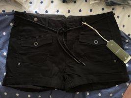 G-Star Raw Short en jean noir